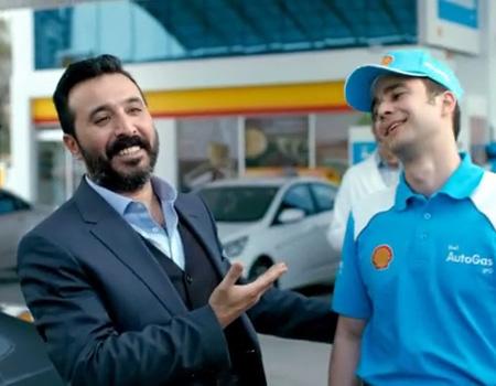 Mustafa Üstündağ'lı ilk Shell reklamı izleyiciyle buluştu