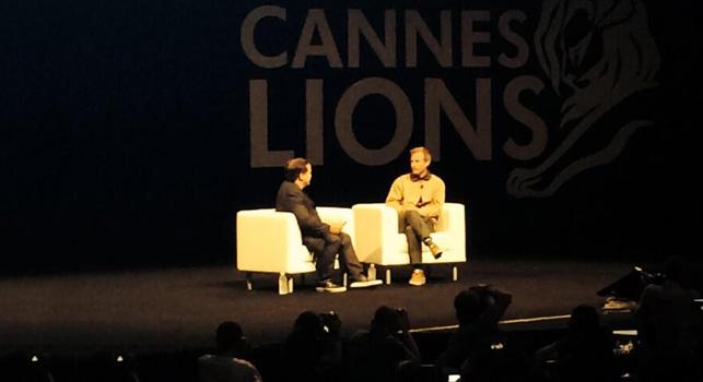 Ünlü yönetmen Spike Jonze Cannes'da