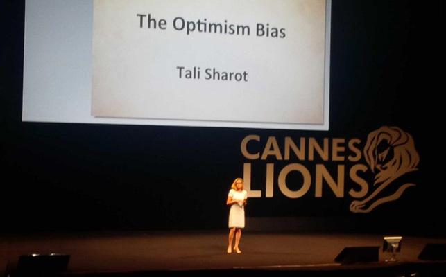 """TED@Cannes oturumunda iki biliminsanı, zihnin neden """"güzel"""" olduğunu anlattı."""