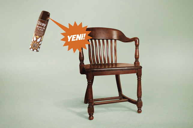 Yeni Sandalye, Yeni Masa, Yeni Komodin; Uzay Kimya, Y&R İstanbul