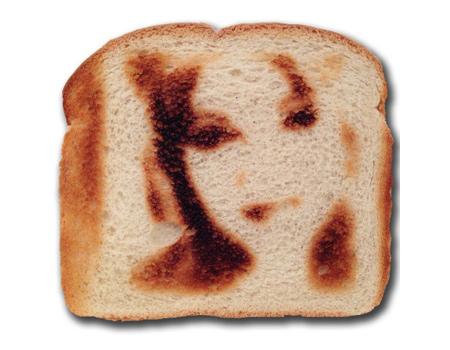 Selfie çılgınlığında son nokta: Selfie tostu