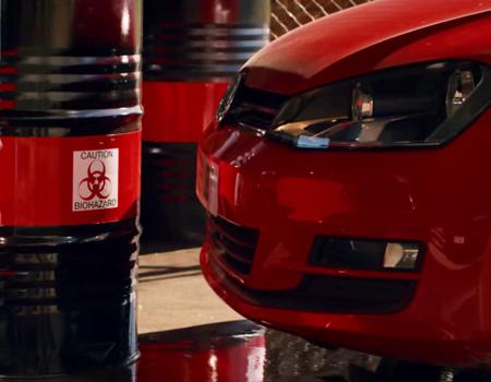 Film kahramanıysanız, Volkswagen size göre değil.