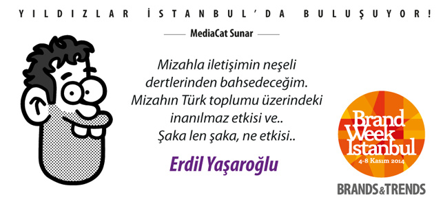 """Penguen'in genel müdürü Gülsüm Akşit, Brand Week Istanbul """"mizah sponsorluğu""""nu MediaCat'e değerlendirdi."""