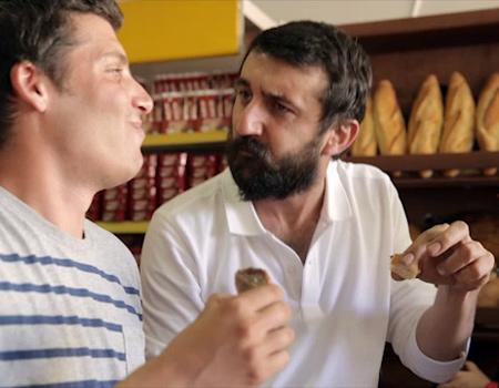 Çokokrem'den markette kargaşa yaratan kampanya