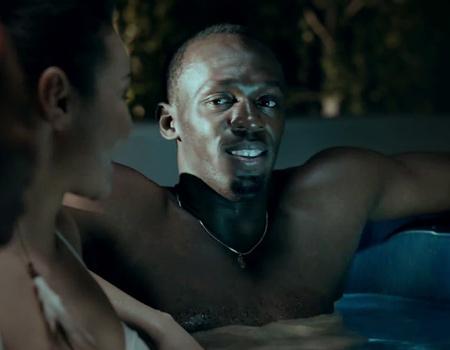 Usain Bolt tüm belalıları Puma'yı çağırıyor