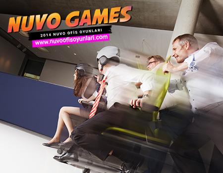 2014 Nuvo Ofis Oyunları başladı!