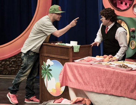 Açılışı Ceza ve Anadolu Ateşi'yle yapan Güldür Güldür Show her iki ekranın da galibi oldu.