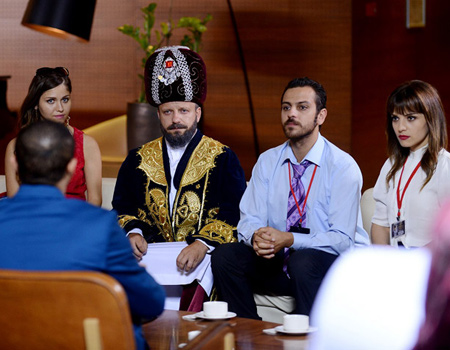 Sosyal izleyicilerin tercihi Ulan İstanbul oldu