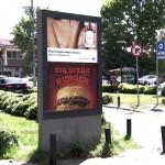 Volkswagen'den billboard'ları bozan ilan