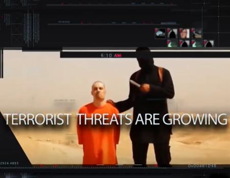Bir kampanya unsuru olarak IŞİD