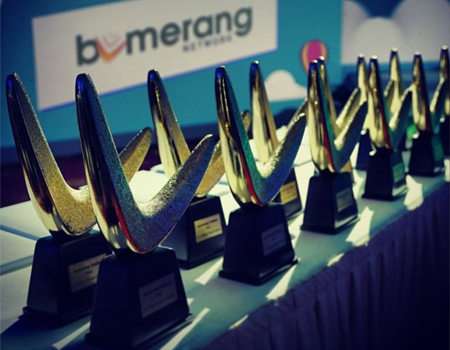Bumerang Ödülleri 10 Aralık'ta