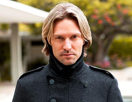 Grammy ödüllü bestekâr ve sanal koro şefi Eric Whitacre Brand Week Istanbul sahnesinde.