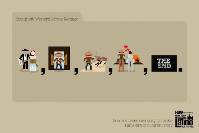 HBO'dan her film türü için bir reçete.