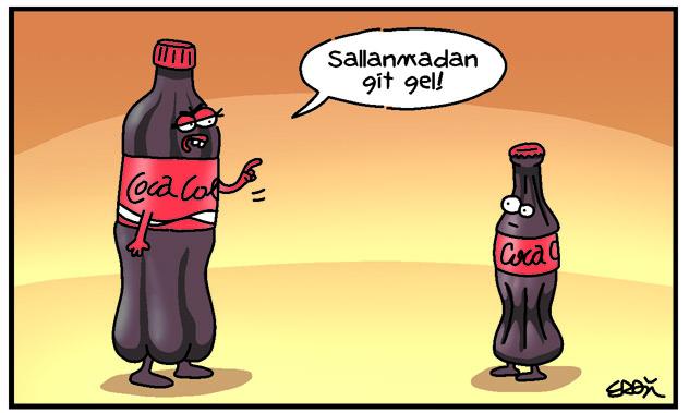 İçinde Marka Geçen Karikatürler sergisi, Penguen dergisi sponsorluğunda Brand Week Istanbul'da.