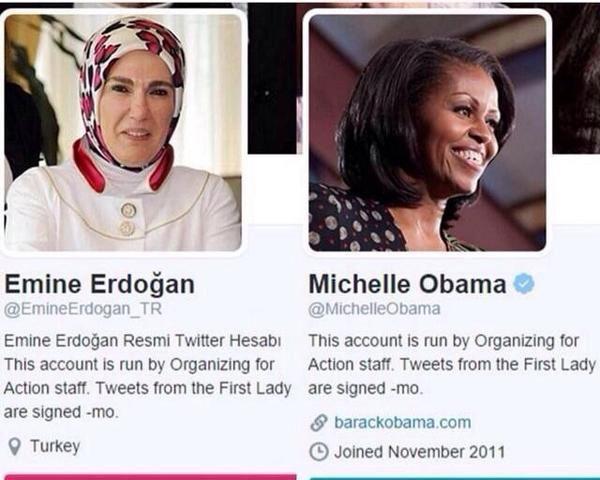 Şafak Pavey de Brand Week Istanbul'da: Emine Erdoğan ve Michelle Obama