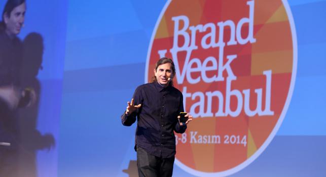 Brand Week Istanbul 2014 - Howard Goldkrand
