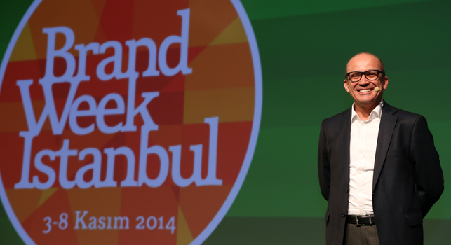 Brand Week Istanbul - Güven Borça