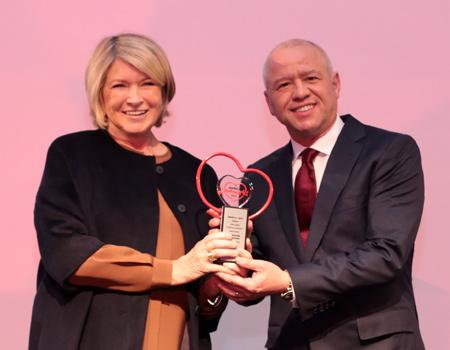 Türkiye'nin lovemark'ları ödüllerine kavuştu