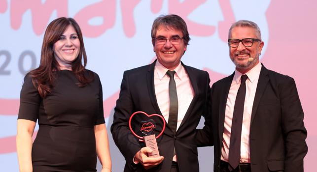 Türkiye'nin lovemark'ları ödüllerine kavuştu: Volkswagen