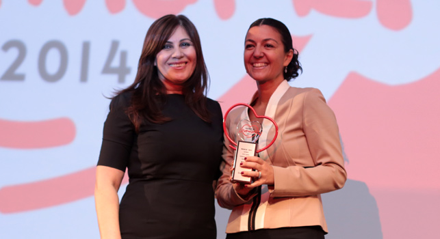Türkiye'nin lovemark'ları ödüllerine kavuştu: Coca-Cola