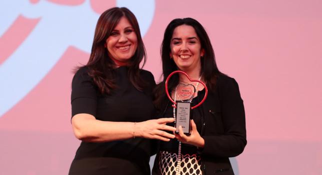 Türkiye'nin lovemark'ları ödüllerine kavuştu: İş Bankası