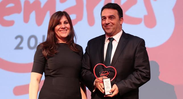 Türkiye'nin lovemark'ları ödüllerine kavuştu: Migros