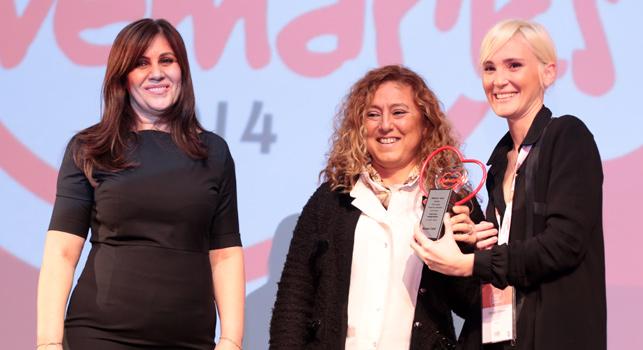 Türkiye'nin lovemark'ları ödüllerine kavuştu: Bonus