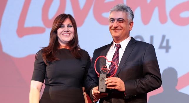 Türkiye'nin lovemark'ları ödüllerine kavuştu: Opet