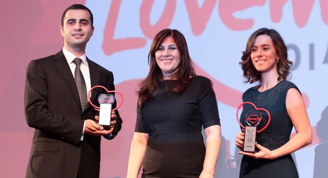 Türkiye'nin lovemark'ları ödüllerine kavuştu: Domestos ve Cif