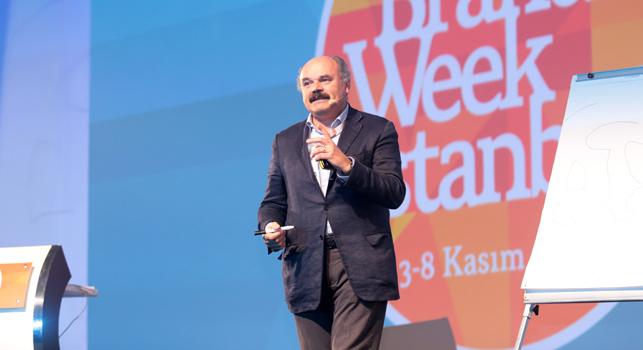 Oscar Farinetti başarısının detaylarını Brand Week'te paylaştı.