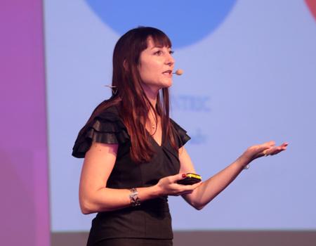Brand Week Istanbul: Sandrine Conseiller, Unilever