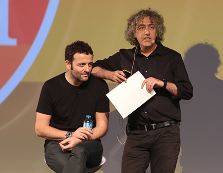 Brand Week Istanbul: Erdil Yaşaroğlu ve Selçuk Erdem