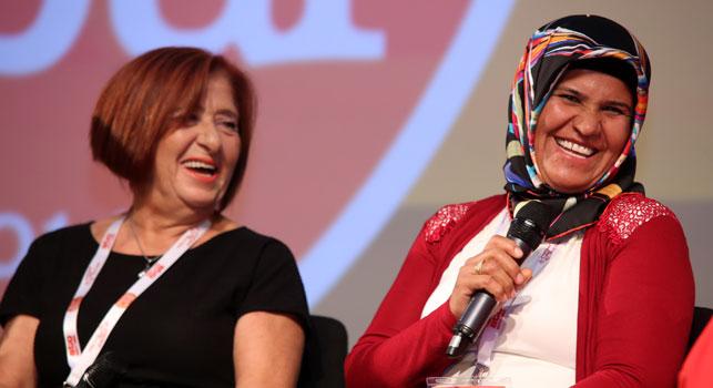 Vodafone özel oturumunda kalbimize dokunan hikâyeleri sahiplerinden dinledik.
