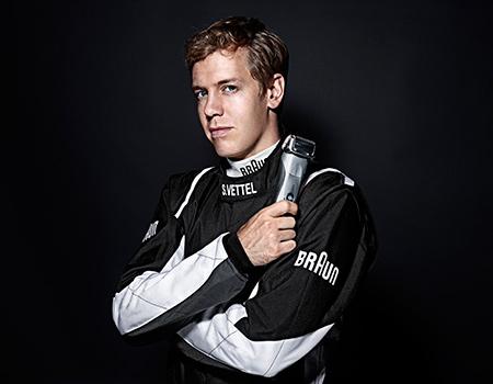 Braun Sebastian Vettel'le vites yükseltiyor