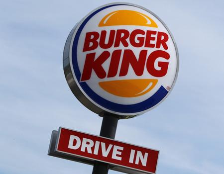 Burger King'ten bayi kıyımı