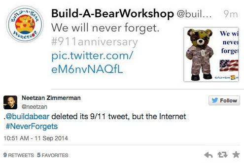 Fail: Build a Bear