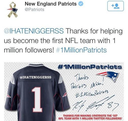 Fail: New England Patriots