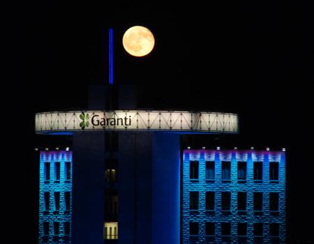 Garanti'ye 2,5 milyar dolarlık yatırım