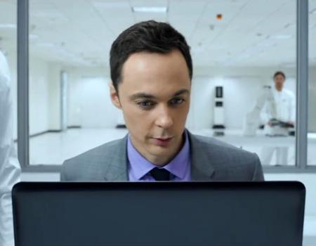 Intel'den Sheldon'ı şaşırtan teknoloji