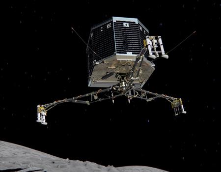 Markaların gündemi de Philae'yi kuyruklu yıldıza indiren Rosetta idi.