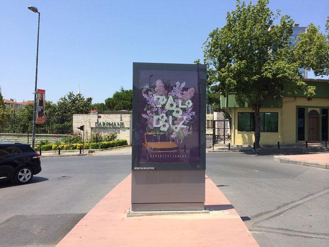 MediaCat Felis Ödülleri 2014 - Yaratıcılık Kategorisi: Kanukte Çiçekçilik - Baldız