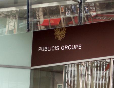 Publicis Groupe, dijital network devi Sapient'i 3,7 milyar dolara satın aldığını açıkladı.