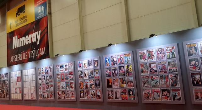 Afişlerle sinemamızın 100 yılı