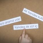 Yandex'ten izleyicileri ilkokul günlerine döndüren film