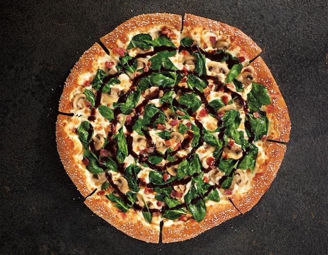 Pizza Hut: Pretzel Piggy