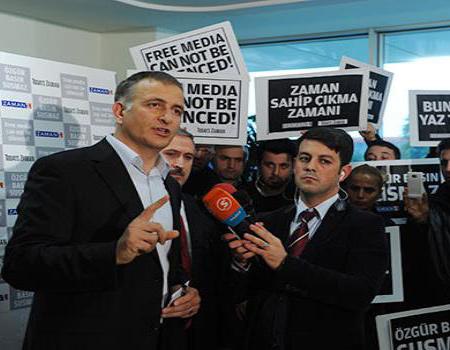Samanyolu TV ve Zaman gazetesine yapılan operasyonlarda 30'dan fazla kişi gözaltına alındı.