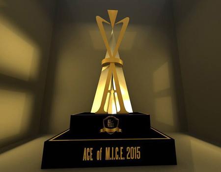 Ace of M.I.C.E. Ödülleri töreni 27 Şubat'ta