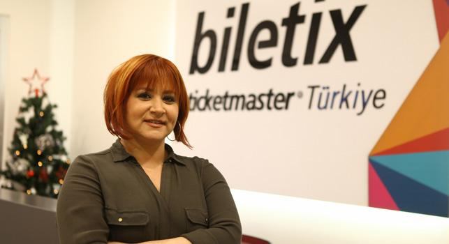 Biletix'te pazarlama koordinatörlüğü görevine Burcu Anış getirildi.
