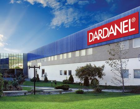Dardanel logo fabrika