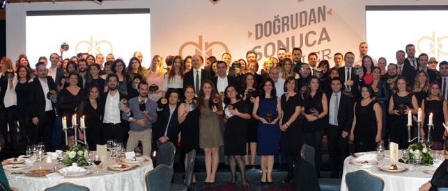 DP Ödülleri, dün akşam The Ritz Carlton Otel'de düzenlenen törenle sahiplerini buldu.